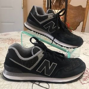 New Balance Winters Night WL574DCV Shoes Sz 9.5